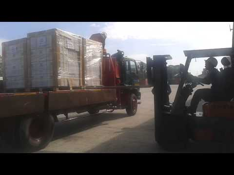 Tamy cargo impor sphb plabuhan muara brunei