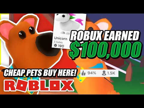 Games In Roblox That Promise To Give FREE ROBUX thumbnail