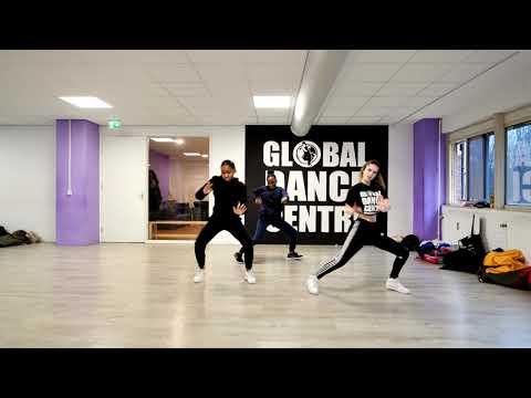 (Afrodance) Dalvin Deira - Master Trainer in Dance & Choreografen opleiding - GDC 2020