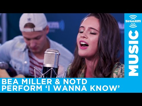 Bea Miller and NOTD cover No Tears Left To Cry by Ariana Grande