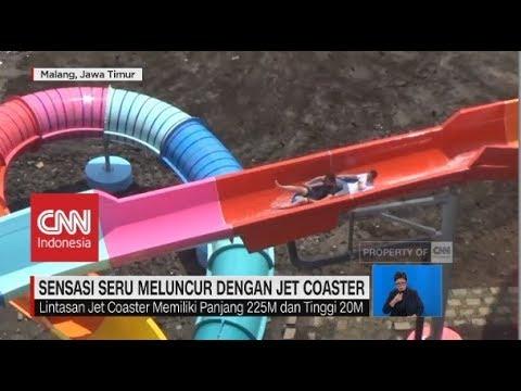 Sensasi Seru Meluncur dengan Jet Coaster