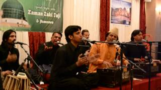 Qawali night with zaman zaki taji 2
