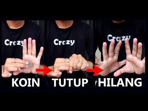 CARA MENGHILANGKAN KOIN DI TANGAN! Part.2