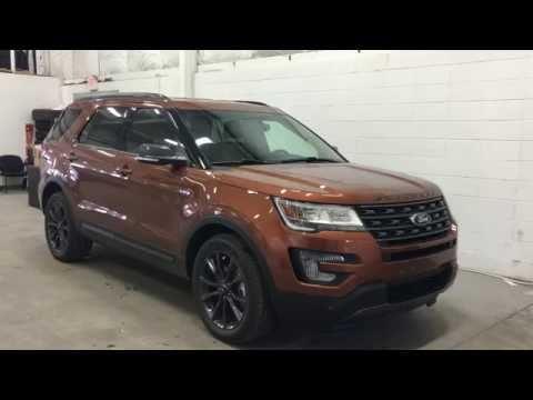 2017 Ford Explorer 4WD 4dr XLT | Boundary Ford