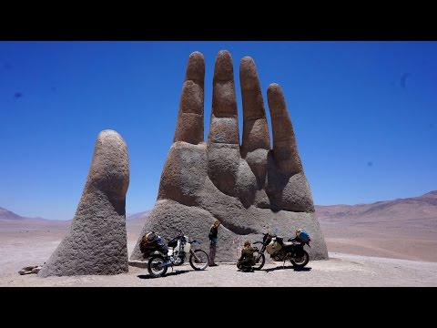 Motoventuring Ep 87 - HAND OF THE DESERT & Northern Chile