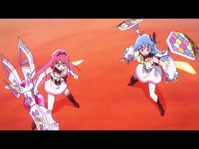 TVアニメ『フリップフラッパーズ』第二弾PV