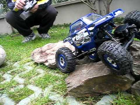 test my new mini losi 1 18 rc 4x4 rock crawler team losi. Black Bedroom Furniture Sets. Home Design Ideas