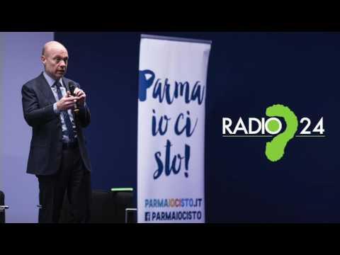 Parma, io ci sto! - Intervista Radio 24
