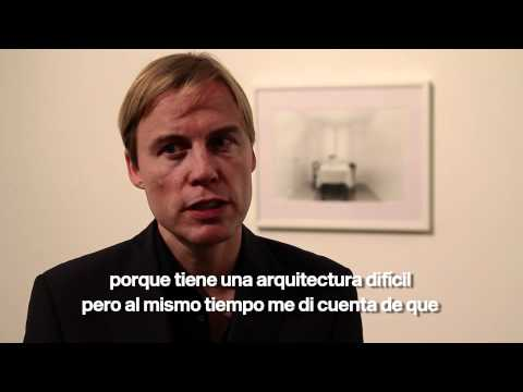 CA2M 2012 - ENTREVISTA GREGOR SCHNEIDER. EXPOSICIÓN PUNTO MUERTO.