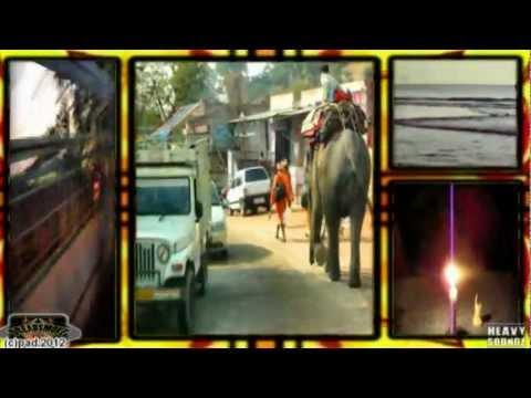 HEAVY SOUNDZ ( rootsmix ) - return of the smoking elephant (padvisuals) @ south india 2010\11 )