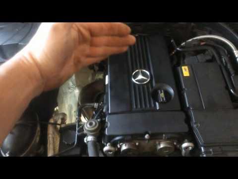 Mercedes Benz C200K 1.8L (W204)