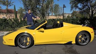 Вот почему Ferrari 458 Speciale A это крутейшая современная Ferrari
