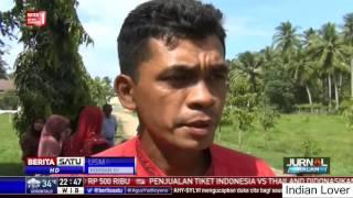 Subhanallah! Tiang Ranjang Selamatkan 1 Keluarga Dari Gempa Aceh - Berita Terbaru Hari Ini