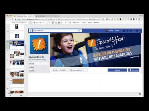 Webinar 5  Social Media 1
