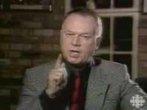 Don Cherry Interview 1987 Soviet Union Canada Hockey Fight