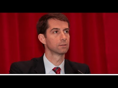 BOOM! TOM COTTON ISSUES POWERFUL DEMAND TO ANTI TRUMP REPUBLICANS!