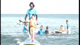 Sun, sand, surf: Helping children with special needs