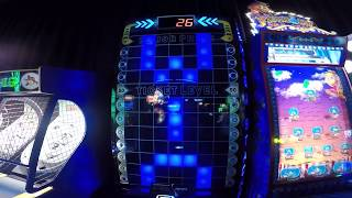 Stacker Arcade Game MAJOR PRIZE WIN #4 At Dave & Busters in Woburn, MA (From 8/14/17)
