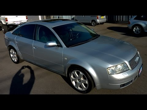 Walk Around - 2001 Audi S6 4.2L V8 Sedan - Japanese Car Auction