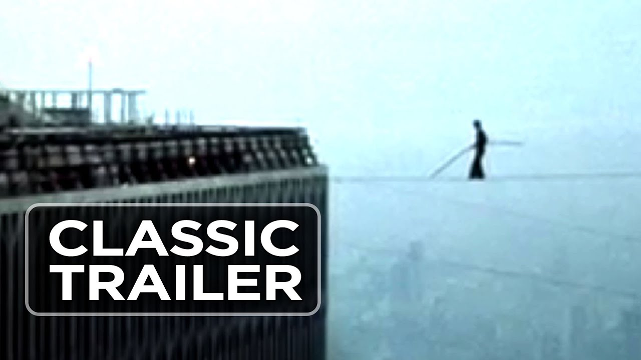 Man on Wire (2008) Official Trailer #1 - Documentary HD - YouTube