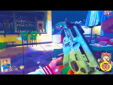 CALL OF DUTY INFINITE WARFARE ZOMBIES Gameplay Walkthrough Part 1 [1080p HD 60FPS] - No Commentary