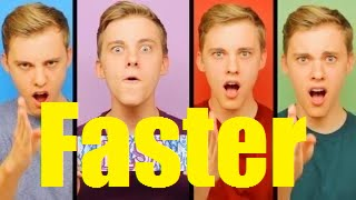 Repeat youtube video After Ever After 2 - DISNEY PARODY by Paint - Faster