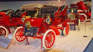 National Automobile Museum 1890 to 1910
