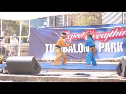 Revue Performance @ Darling Harbour.