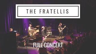 The Fratellis Full Concert // The Fillmore SF // 04.30.18