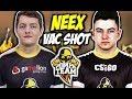 NEEX VAC SHOT Z AWP !!! REPO ACE, POMPA TEAM VS PRIDE - CSGO BEST MOMENTS