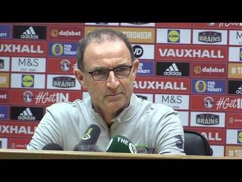 Wales 0-1 Ireland - Martin O