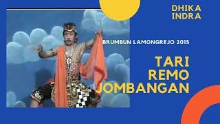 Tari Remo Jombangan