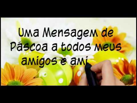 030aa51e1a Feliz Páscoa - YouTube