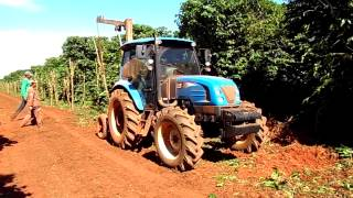 LS Tractor Plus 100 C - Cultura Café