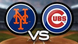 Mets NLCS Highlights Mets VS Cubs 2015
