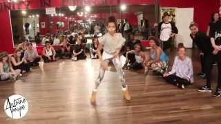 Feedback Choreo Ft. 12 Yr Old Dancer @KyndallDance and 2NE1
