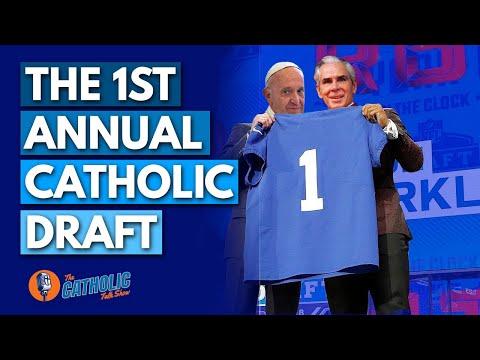 The 1st Annual Catholic Talk Show Fantasy Draft   The Catholic Talk Show