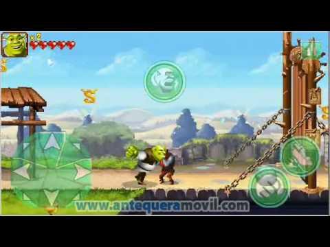 Shrek After Live Mobile Game