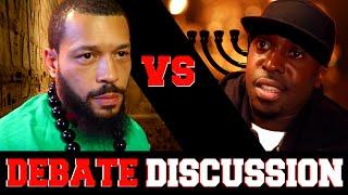Sara Suten Seti VS Zion Lexx   Debate Discussion