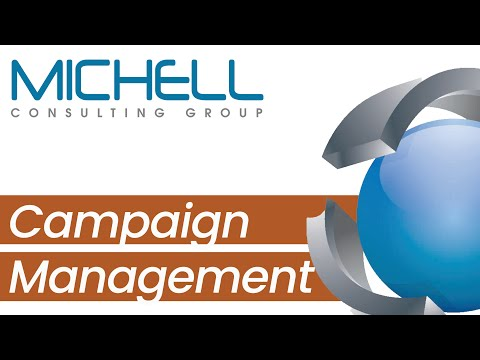 Campaign Management in SAP Business One