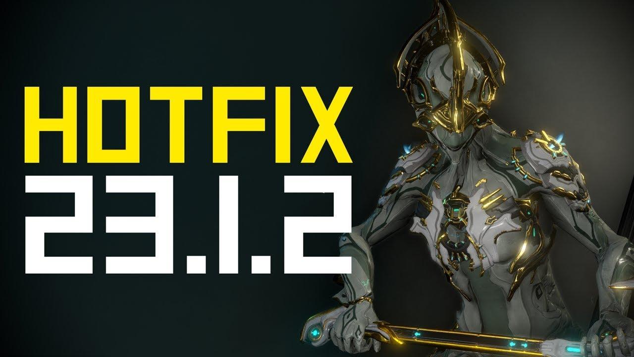Prime Vault Live: Relic Locations, Nyx Prime, Rhino Prime & Targis Prime!  Hotfix 23 1 2 (Warframe)
