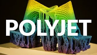 What Is PolyJet 3D Printing Technology | Smooth, Multi-Material Additive Manufacturing