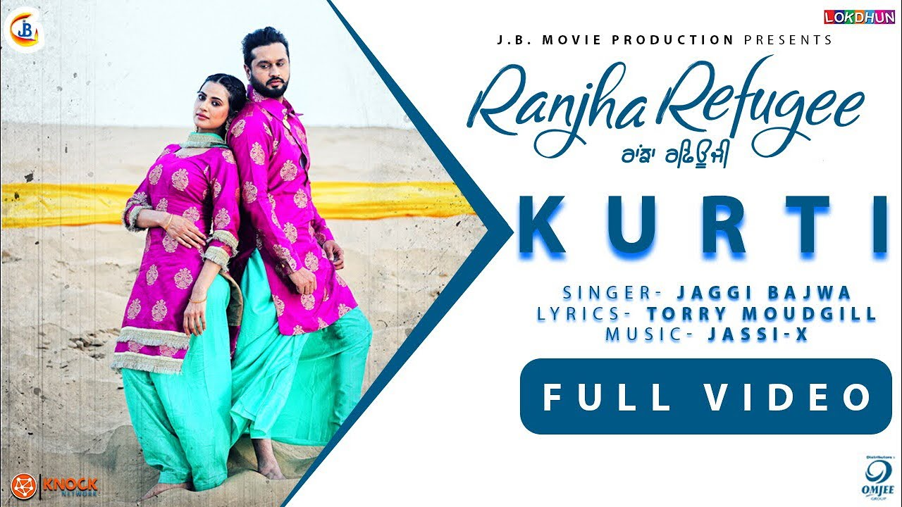 Kurti Full Song  Jaggi Bajwa | Roshan Prince , Ranjha Refugee