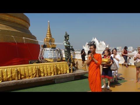 Thailand 2017 - Bangkok - Wat Saket temple