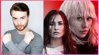 Baixar CHRISTINA AGUILERA X6 Fall In Line (Lyric Video) ft. Demi Lovato REACTION