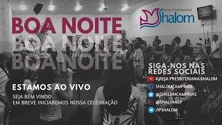 CULTO AO VIVO - 15/11/2020 - ANDANDO DE ACORDO COM O SEU CHAMADO