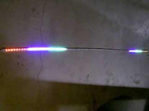 Intertek Flex Strip 108 Led Multicolor Rope Ribbon Lights