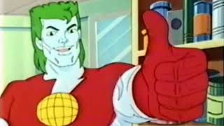 Captain Planet and the Planeteers: Safe for the Earth and You thumbnail