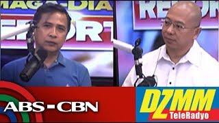 DZMM TeleRadyo: Sereno can't be removed through quo warranto plea, Hilbay says