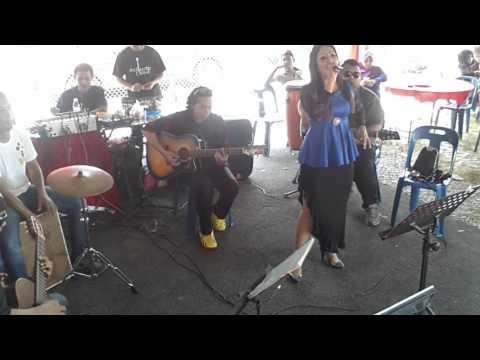 Aida Elias cover Janam Janam Dewale Hindustan Maeroo Acoustic Band